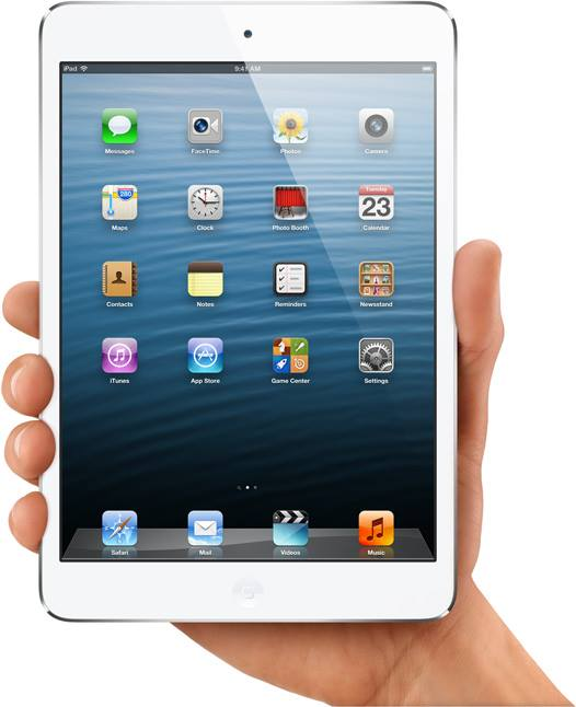 Win een ipad mini